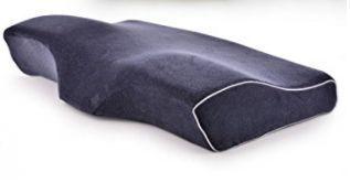 noyoke竹炭磁気療法遅いリバウンドメモリフォーム枕.JPG
